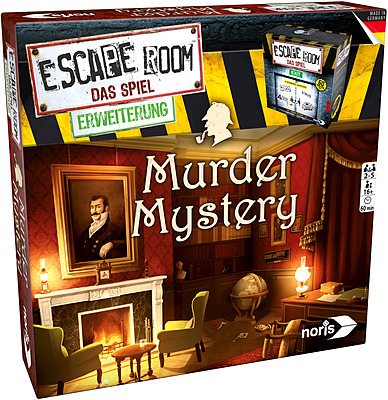 Einfach und sicher online bestellen: Escape Room - Murder Mystery in Österreich kaufen.