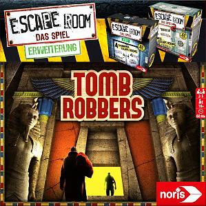 Einfach und sicher online bestellen: Escape Room - Tomb Robbers in Österreich kaufen.