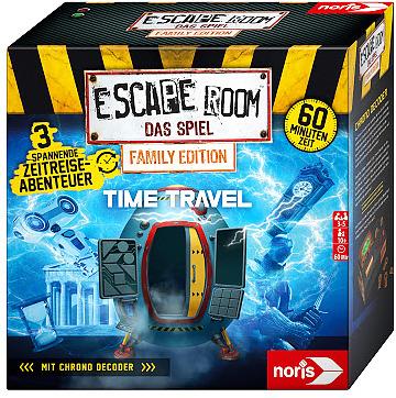 Einfach und sicher online bestellen: Escape Room - Time Travel in Österreich kaufen.