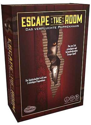 Einfach und sicher online bestellen: Escape the Room: Das verfluchte Puppenhaus in Österreich kaufen.