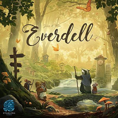 Einfach und sicher online bestellen: Everdell (Englisch) in Österreich kaufen.