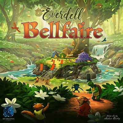 Einfach und sicher online bestellen: Everdell Bellfaire (Englisch) in Österreich kaufen.