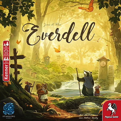 Einfach und sicher online bestellen: Everdell in Österreich kaufen.