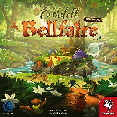 Einfach und sicher online bestellen: Everdell: Bellfaire in Österreich kaufen.