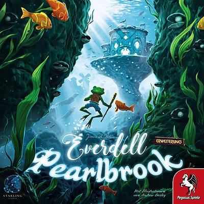 Einfach und sicher online bestellen: Everdell - Pearlbrook 2. Edition in Österreich kaufen.