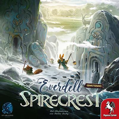 Einfach und sicher online bestellen: Everdell: Spirecrest in Österreich kaufen.