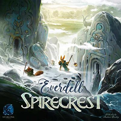 Einfach und sicher online bestellen: Everdell Spirecrest (Englisch) in Österreich kaufen.