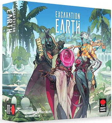 Einfach und sicher online bestellen: Excavation Earth in Österreich kaufen.