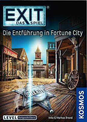 Einfach und sicher online bestellen: EXIT - Das Spiel: Die Entführung in Fortune City in Österreich kaufen.