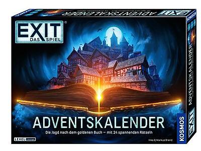 Einfach und sicher online bestellen: EXIT - Das Spiel: Adventskalender 21 in Österreich kaufen.