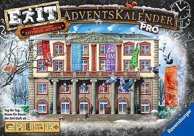 Einfach und sicher online bestellen: EXIT - Das Spiel: Adventskalender Zeitreise in Österreich kaufen.