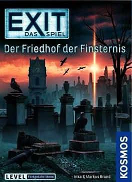 Einfach und sicher online bestellen: EXIT - Das Spiel: Der Friedhof der Finsternis in Österreich kaufen.