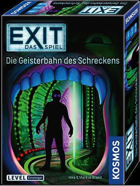 Einfach und sicher online bestellen: EXIT - Das Spiel: Die Geisterbahn des Schreckens in Österreich kaufen.