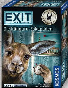 Einfach und sicher online bestellen: EXIT - Das Spiel: Die Känguru-Eskapaden in Österreich kaufen.