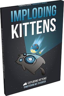 Einfach und sicher online bestellen: Exploding Kittens - Imploding Kittens in Österreich kaufen.