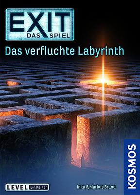 Einfach und sicher online bestellen: EXIT - Das Spiel: Das verfluchte Labyrinth in Österreich kaufen.