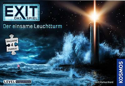 Einfach und sicher online bestellen: EXIT + Puzzle: Der einsame Leuchtturm in Österreich kaufen.