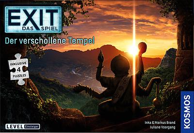 Einfach und sicher online bestellen: EXIT + Puzzle: Der verschollene Tempel in Österreich kaufen.
