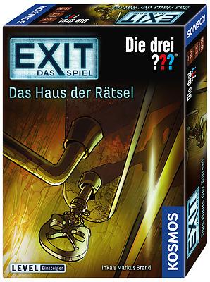 Einfach und sicher online bestellen: EXIT - Das Spiel: Das Haus der Rätsel in Österreich kaufen.