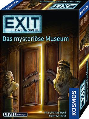 Einfach und sicher online bestellen: EXIT - Das Spiel: Das mysteriöse Museum in Österreich kaufen.