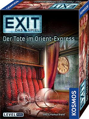 Einfach und sicher online bestellen: EXIT - Das Spiel: Der Tote im Orient-Express in Österreich kaufen.