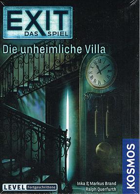 Einfach und sicher online bestellen: EXIT - Das Spiel: Die unheimliche Villa in Österreich kaufen.