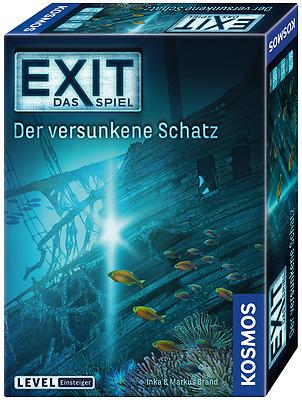 Einfach und sicher online bestellen: EXIT - Das Spiel: Der versunkene Schatz in Österreich kaufen.