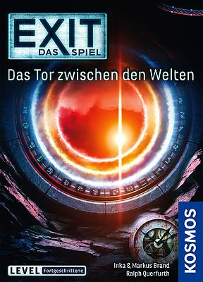 Einfach und sicher online bestellen: EXIT - Das Spiel: Das Tor zwischen den Welten in Österreich kaufen.
