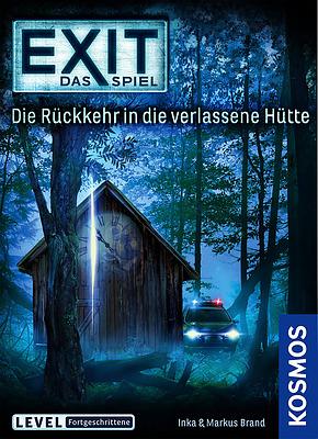 Einfach und sicher online bestellen: EXIT: Die Rückkehr in die verlassene Hütte in Österreich kaufen.