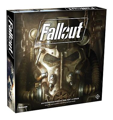 Einfach und sicher online bestellen: Fallout: Das Brettspiel in Österreich kaufen.