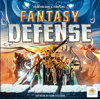 Einfach und sicher online bestellen: Fantasy Defense in Österreich kaufen.