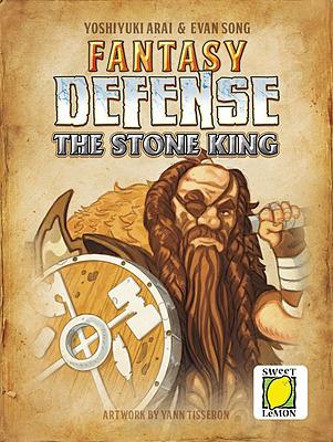 Einfach und sicher online bestellen: Fantasy Defense: Stone King in Österreich kaufen.