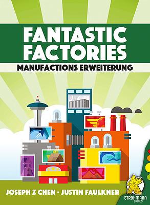 Einfach und sicher online bestellen: Fantastic Factories - Manufactions in Österreich kaufen.