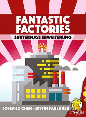 Einfach und sicher online bestellen: Fantastic Factories - Subterfuge in Österreich kaufen.