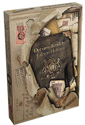 Einfach und sicher online bestellen: Der unvollendete Fall von Holmes in Österreich kaufen.