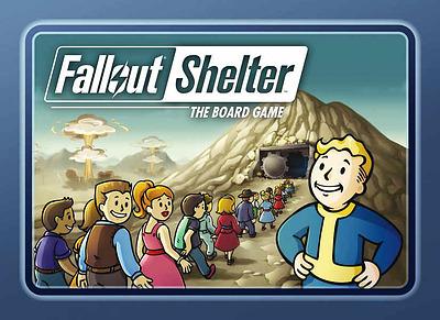 Einfach und sicher online bestellen: Fallout Shelter - The Board Game (Englisch) in Österreich kaufen.