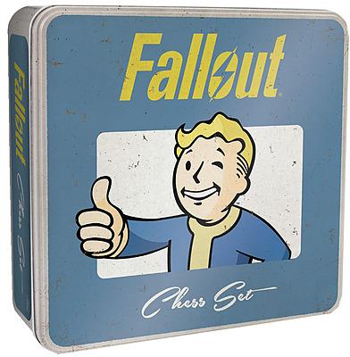 Einfach und sicher online bestellen: Fallout Schachspiel Collectors Set in Österreich kaufen.