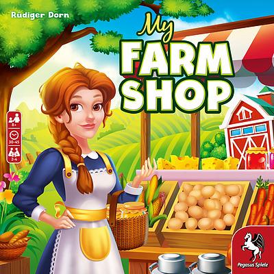 Einfach und sicher online bestellen: My Farm Shop in Österreich kaufen.