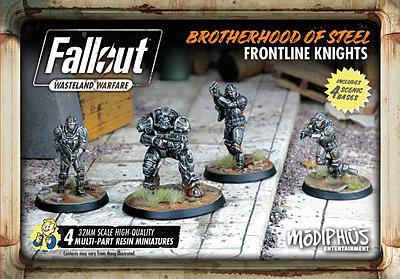 Einfach und sicher online bestellen: Brotherhood of Steel Frontline Knights in Österreich kaufen.