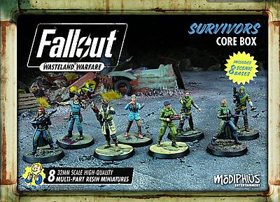 Einfach und sicher online bestellen: Survivors Core in Österreich kaufen.