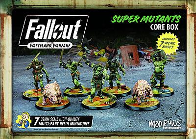 Einfach und sicher online bestellen: Super Mutants Core in Österreich kaufen.