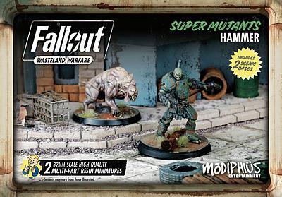 Einfach und sicher online bestellen: Super Mutants Hammer in Österreich kaufen.
