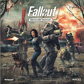 Einfach und sicher online bestellen: Fallout: Wasteland Warfare Starter Set in Österreich kaufen.