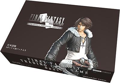 Einfach und sicher online bestellen: Final Fantasy TCG Opus 2 Booster Display (Engl) in Österreich kaufen.