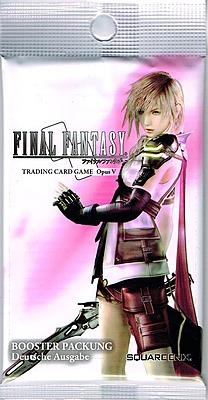 Einfach und sicher online bestellen: Final Fantasy TCG Opus 5 Booster in Österreich kaufen.