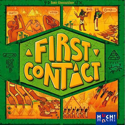 Einfach und sicher online bestellen: First Contact in Österreich kaufen.