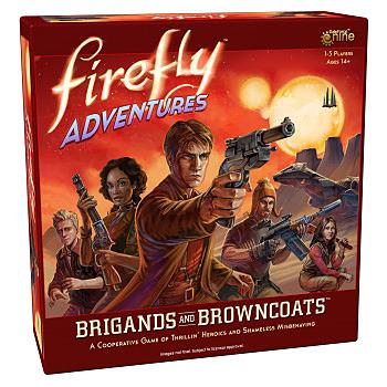 Einfach und sicher online bestellen: Firefly Adventures: Brigands & Browncoats in Österreich kaufen.
