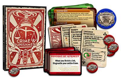 Einfach und sicher online bestellen: Firefly: The Game - Crime & Punishment Booster in Österreich kaufen.