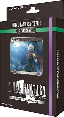 Einfach und sicher online bestellen: Final Fantasy TCG FF Type-0 Starter Set in Österreich kaufen.