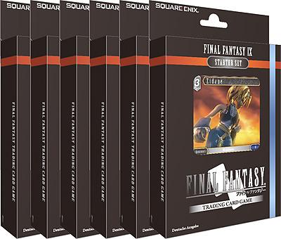 Einfach und sicher online bestellen: Final Fantasy TCG FFIX Starter Set Display in Österreich kaufen.